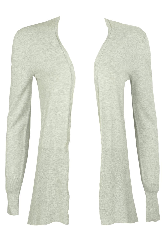Jerseu Promod Basic Light Grey