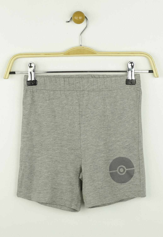 Pantaloni scurti Pokemon Nile Grey