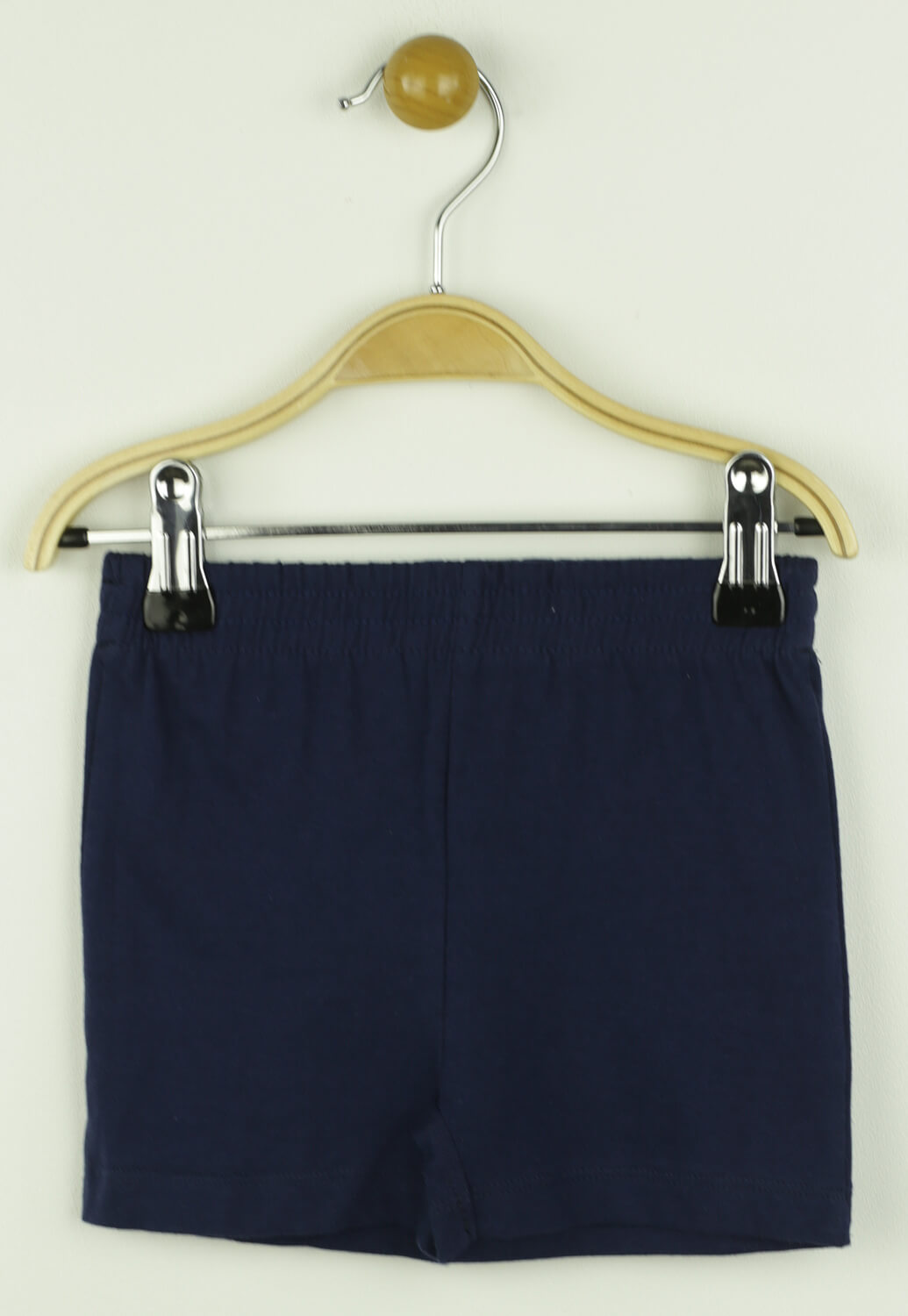 Pantaloni scurti Knot so Bad Carina Dark Blue