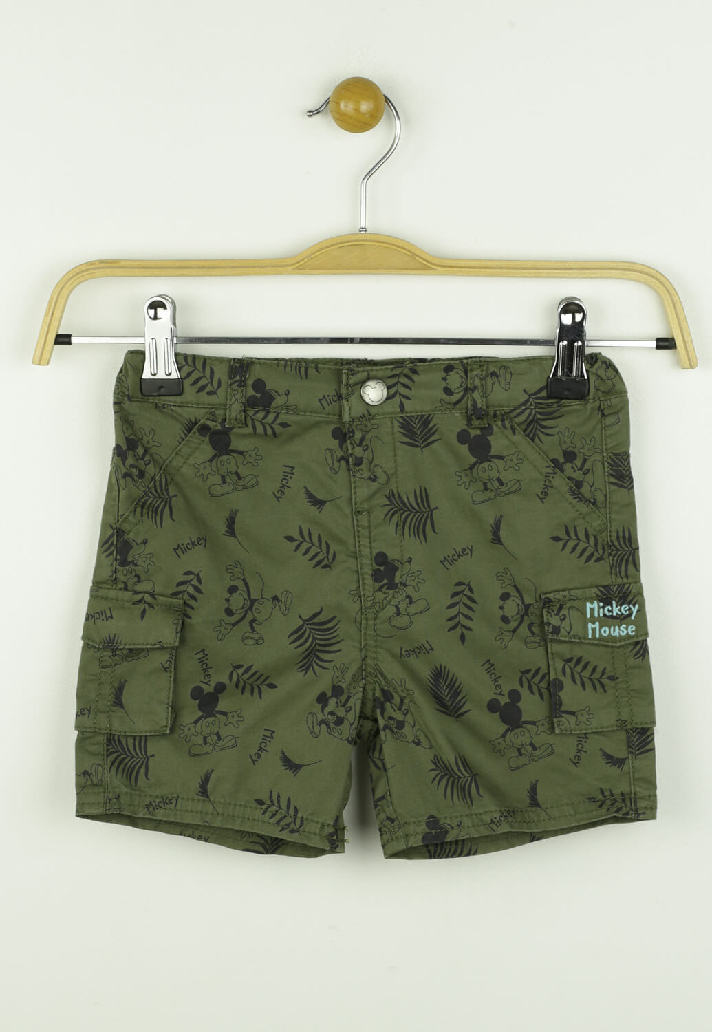 Pantaloni scurti Disney Hugo Dark Green