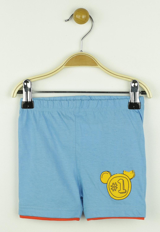 Pantaloni scurti Disney Riley Light Blue