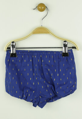 PANTALONI SCURTI KIABI WENDY DARK BLUE
