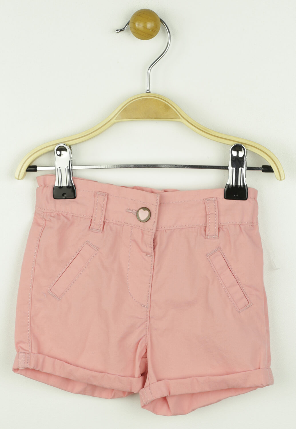 Pantaloni scurti Kiabi Hera Light Pink