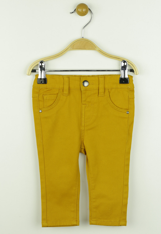 Pantaloni Kiabi Jane Dark Yellow