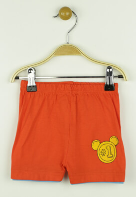 PIJAMA DISNEY PETROS DARK ORANGE