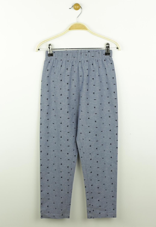 Pantaloni Kiabi Lukas Blue