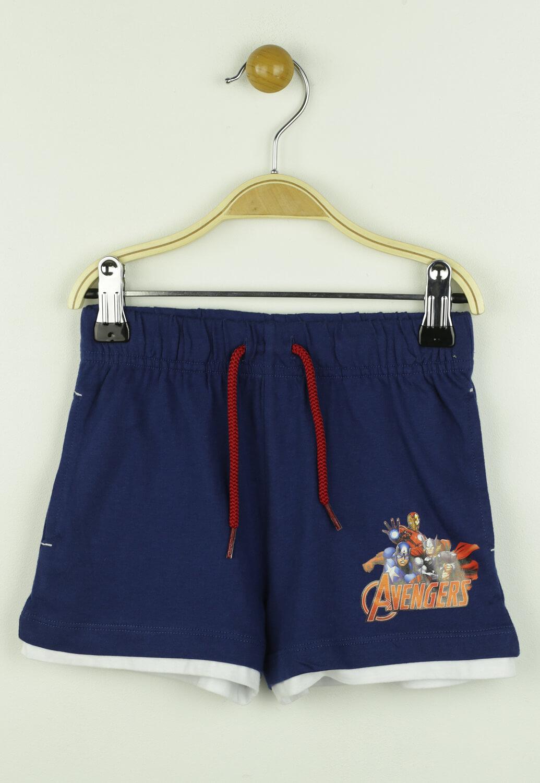 Pantaloni scurti Marvel Dalen Dark Blue
