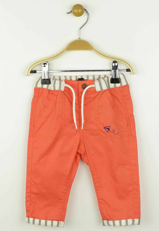 Pantaloni Kiabi Abbie Orange