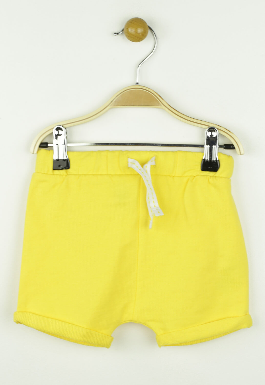 Pantaloni scurti Kiabi Paula Yellow
