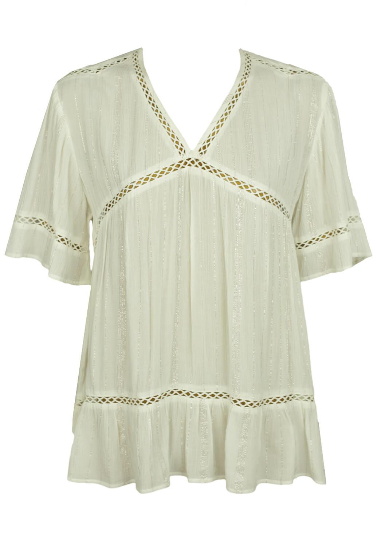 Tricou C Fashions Georgia White