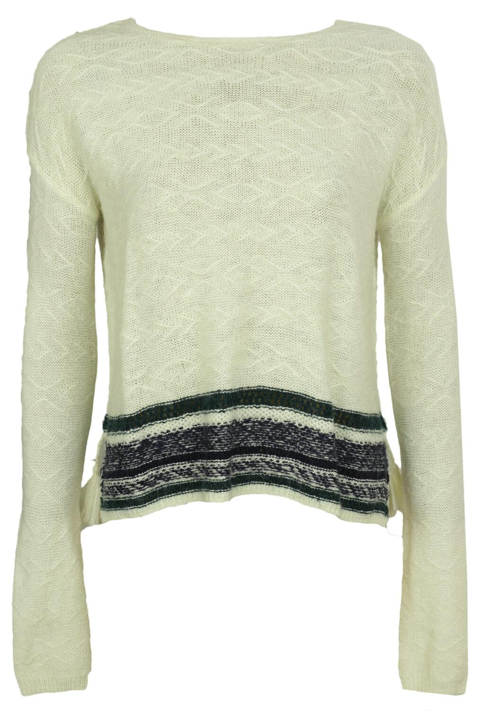 Bluza Promod Greenery Beige