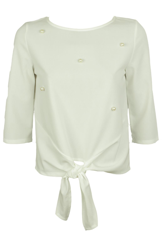 Bluza Lola Cham Pearl White