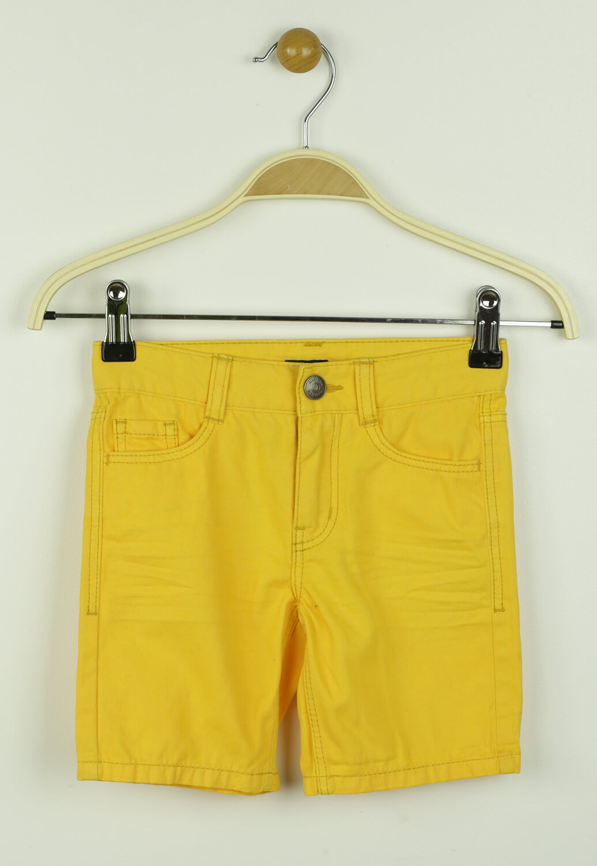 Pantaloni scurti Kiabi Maya Yellow