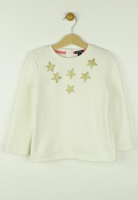 BLUZA KIABI STARS WHITE