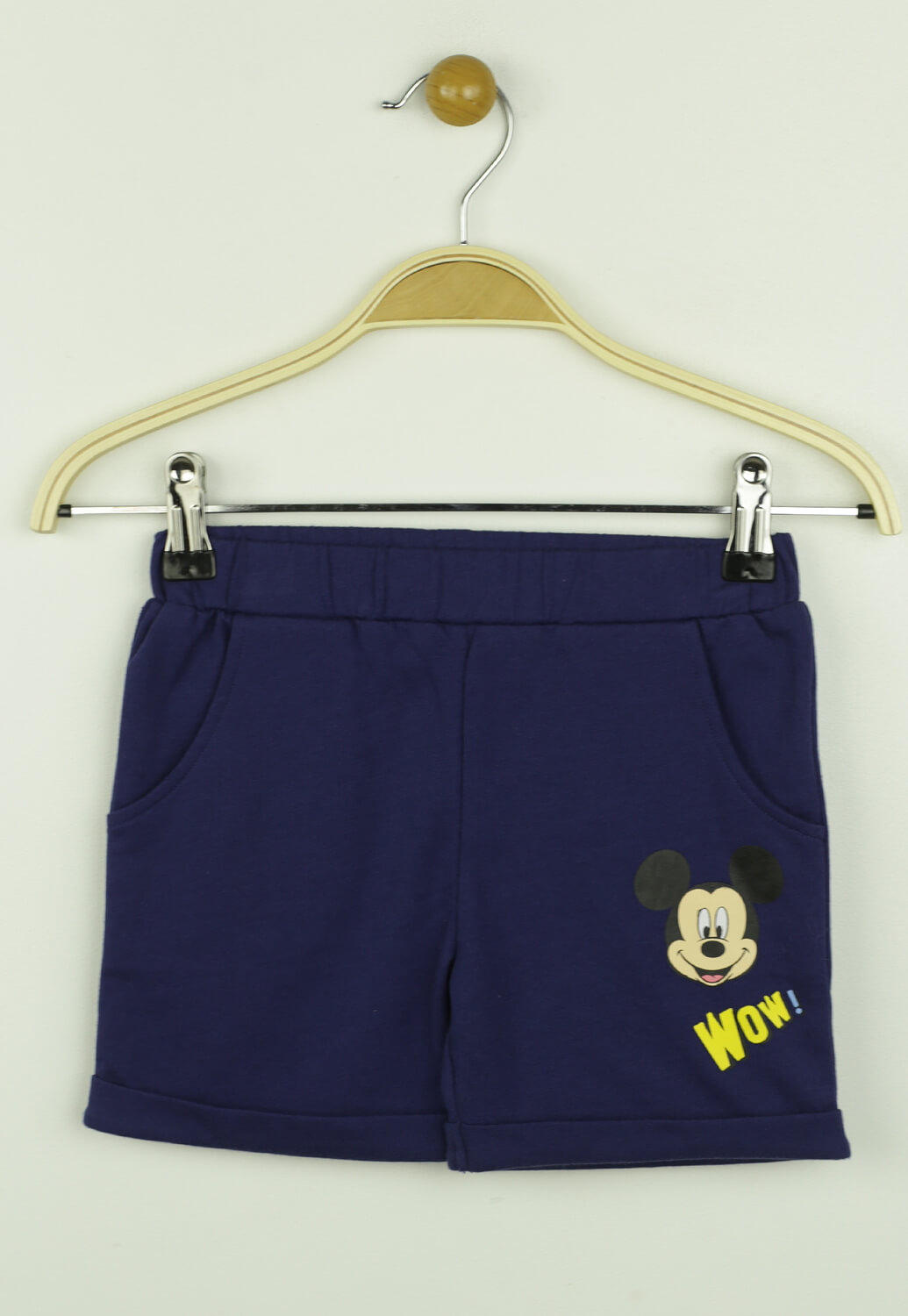 Pantaloni scurti Disney Mickey Mouse Dark Blue