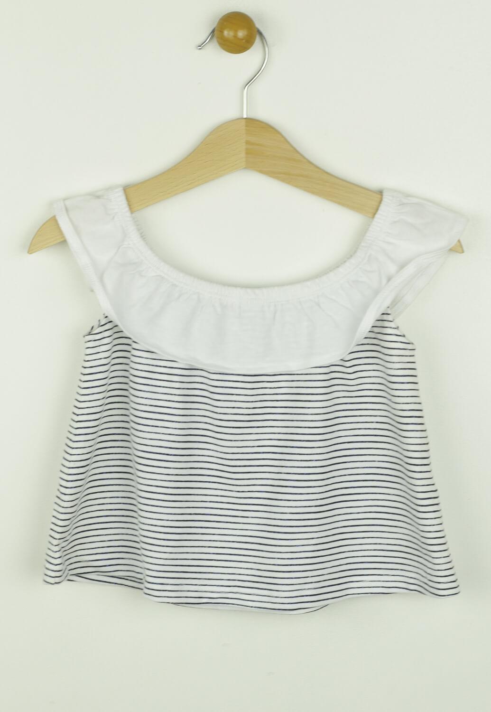 Tricou Kiabi Kora White