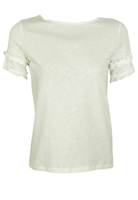 TRICOU KIABI BETTY WHITE