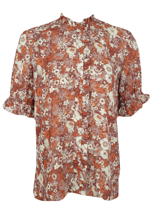 Tricou Olive Mode Hera Brown