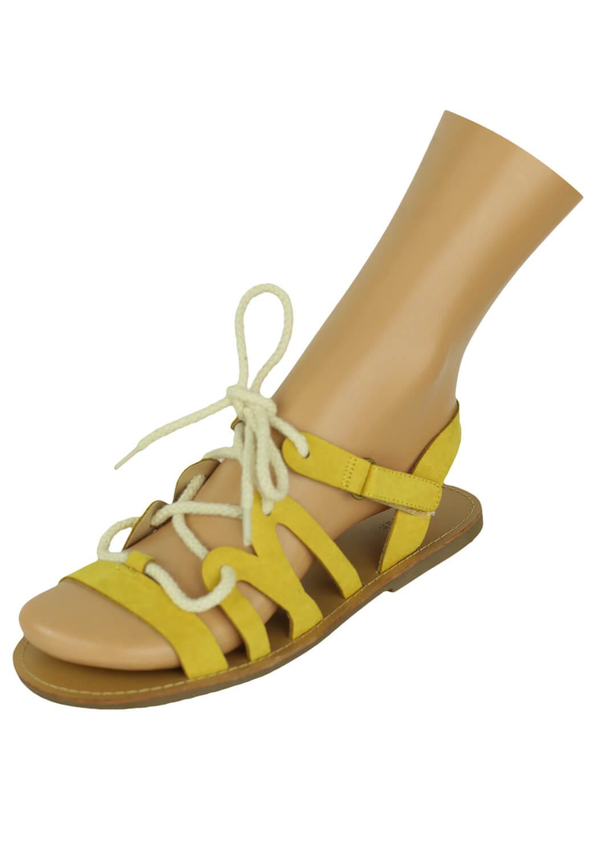 Sandale Kiabi Tess Yellow