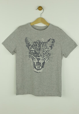 TRICOU KIABI HUGO GREY