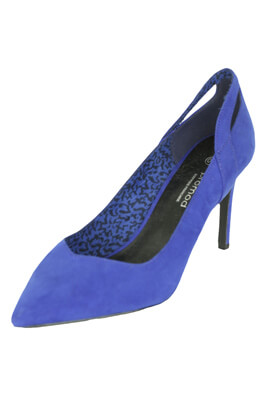 PANTOFI PROMOD CARLA DARK BLUE