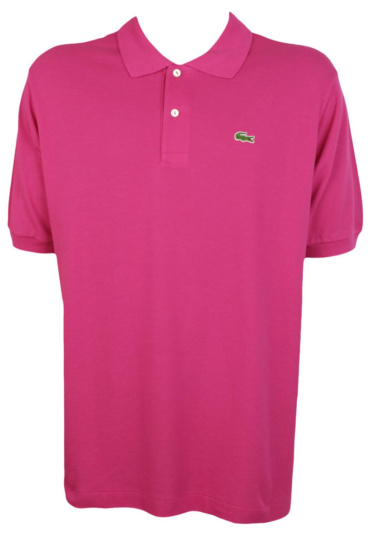 Tricou Polo Lacoste Kole Dark Pink