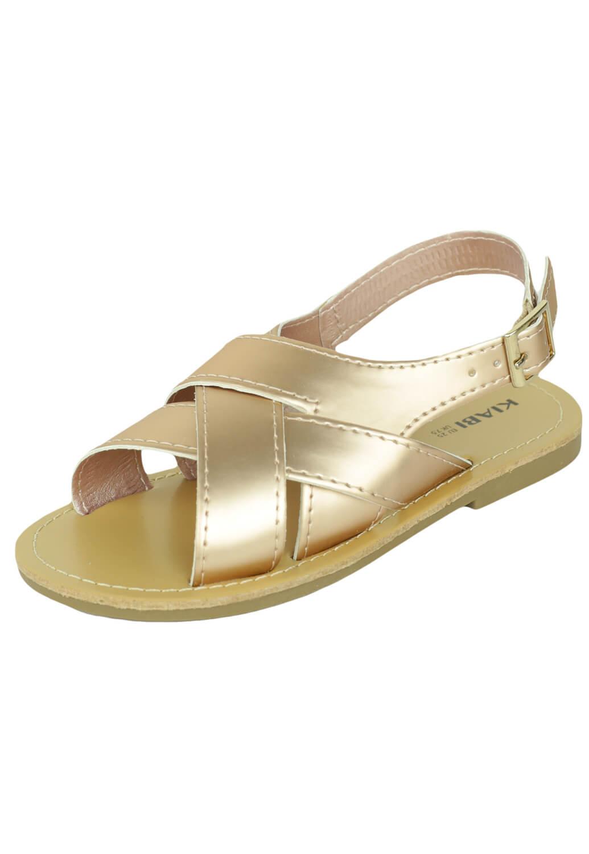 Sandale Kiabi Patricia Golden