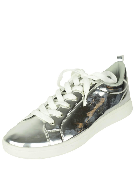 Magazin Online Haine - Adidasi Kiabi Jodie Silver -Fashion-4u.Eu