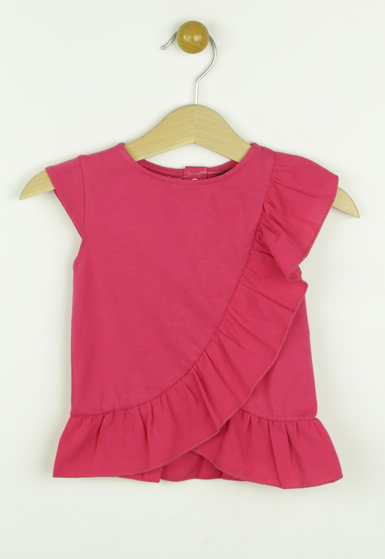 Tricou Kiabi Alexandra Dark Pink