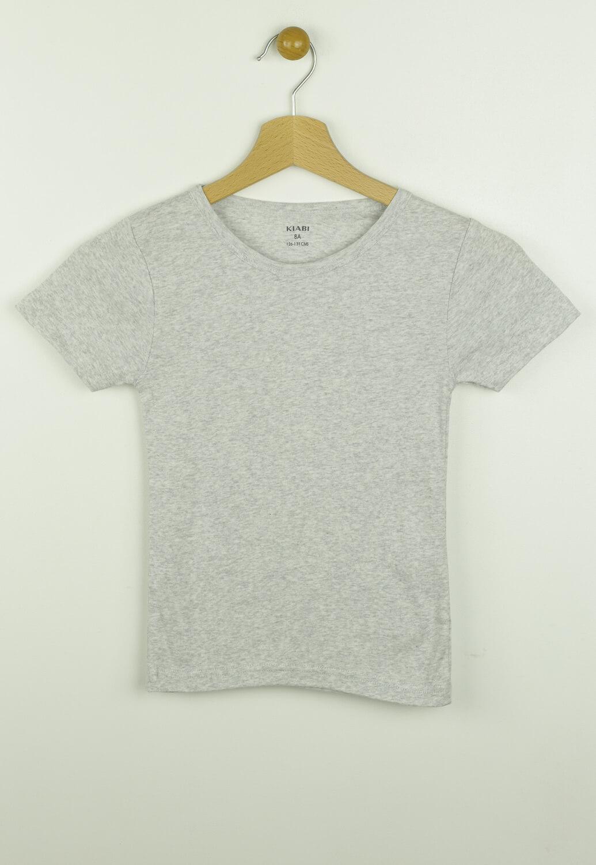 Tricou Kiabi Basic Grey
