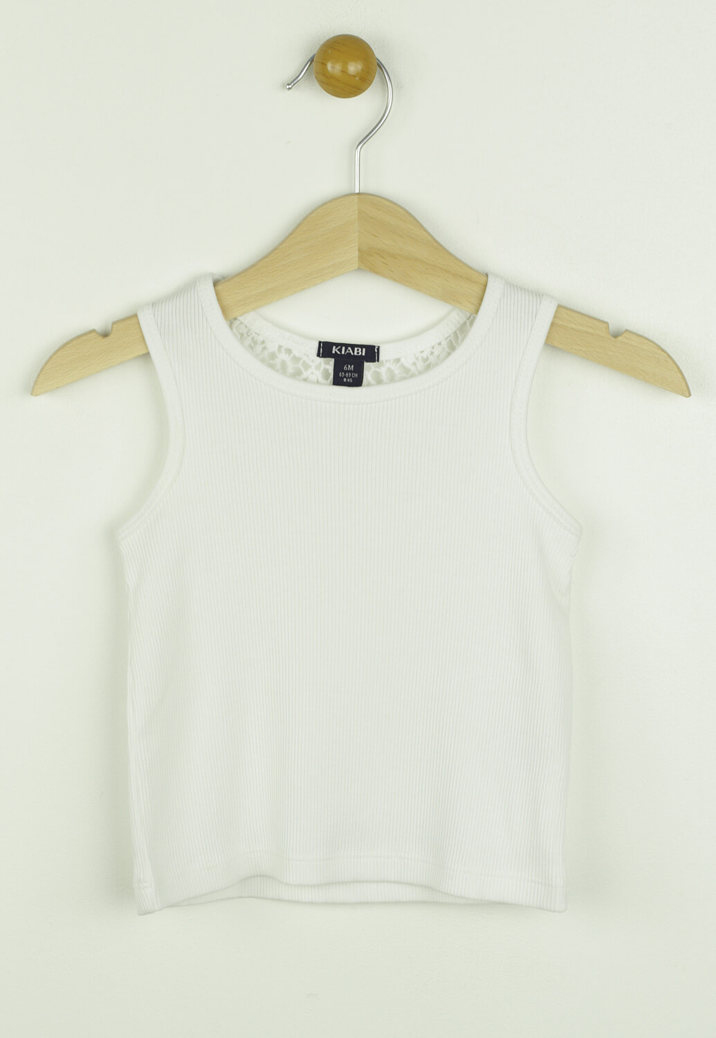 Maieu Kiabi Basic White