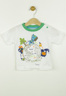 TRICOU EARLY DAYS TED WHITE