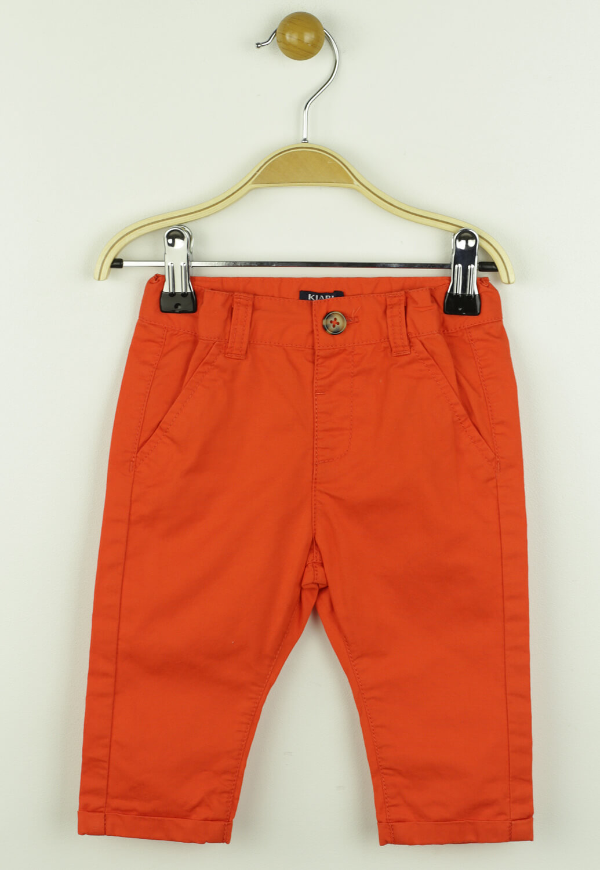Pantaloni Kiabi Della Dark Orange