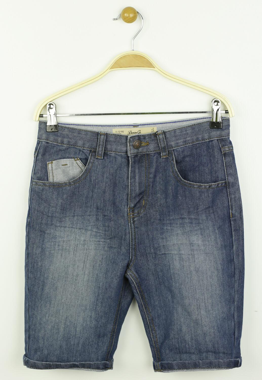 Pantaloni scurti Denim Co Alexandra Dark Blue