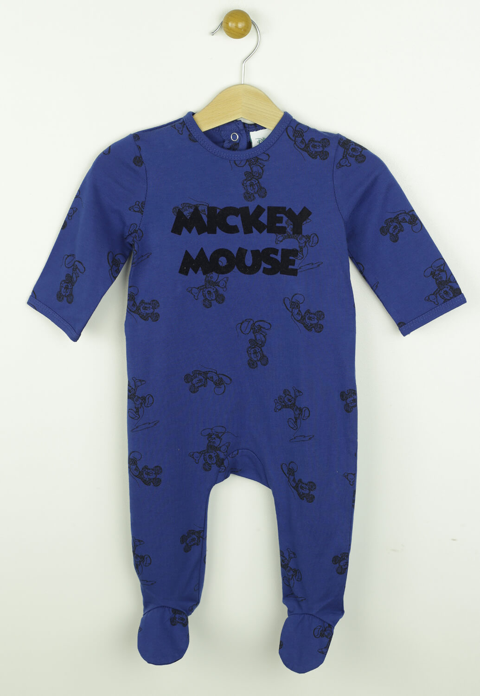Pijama Disney Carlos Dark Blue