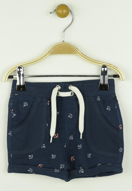 Pantaloni scurti Kiabi George Dark Blue