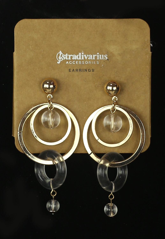 Cercei Stradivarius Patricia Golden