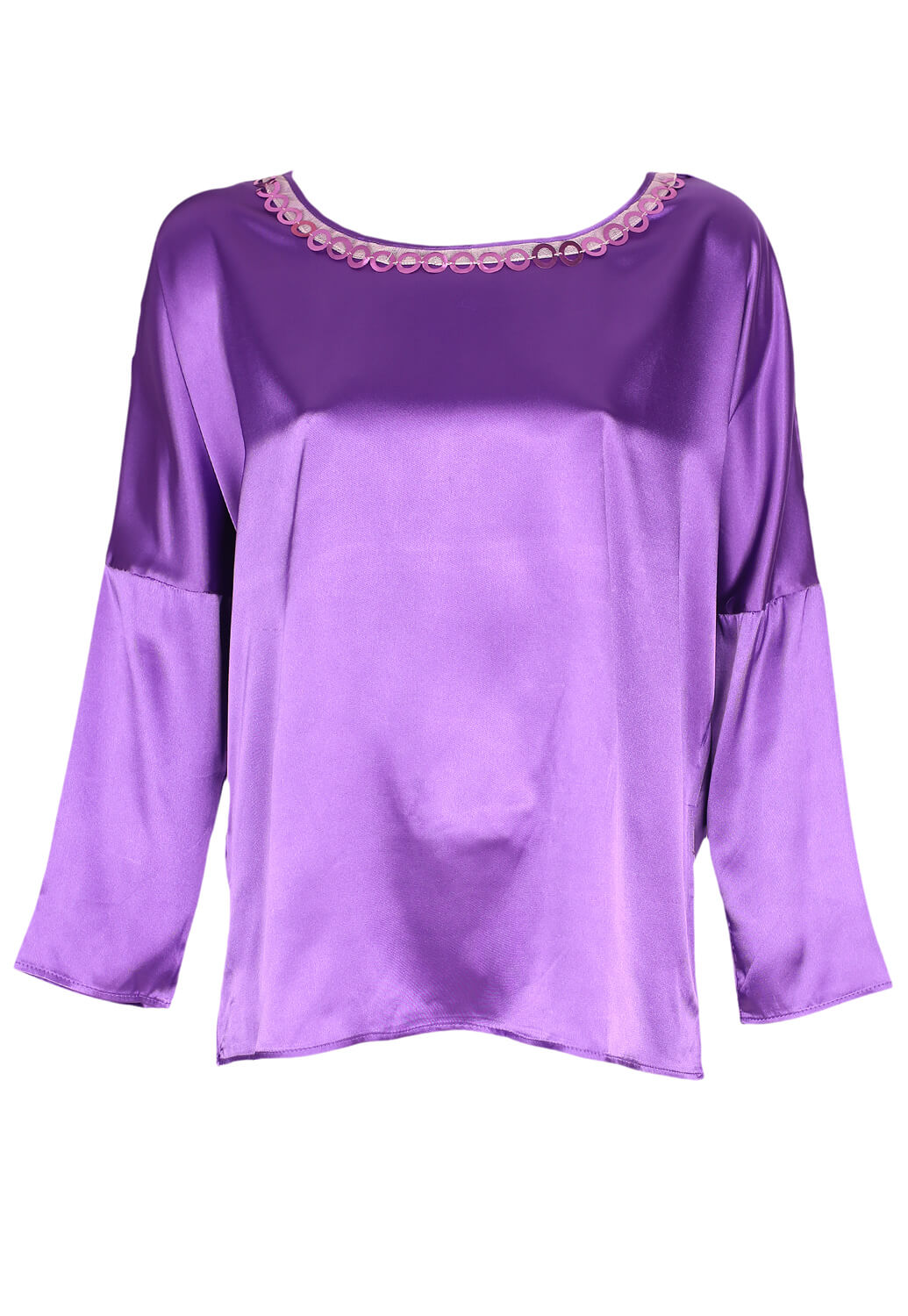 Bluza Miss Miss Valentina Purple