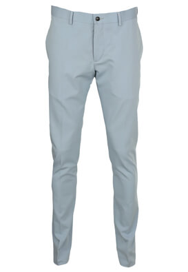 PANTALONI DE STOFA ZARA BOBBY LIGHT BLUE