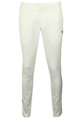 PANTALONI ZARA LONDON WHITE