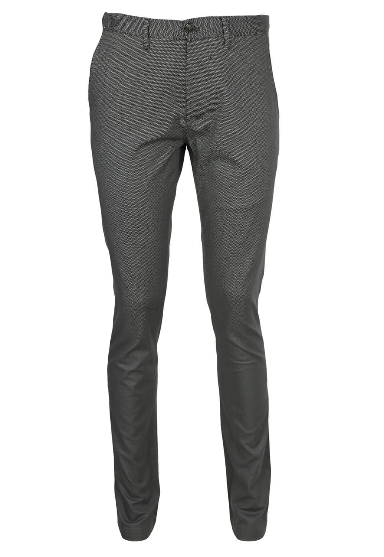 Pantaloni de stofa ZARA Kaled Dark Grey