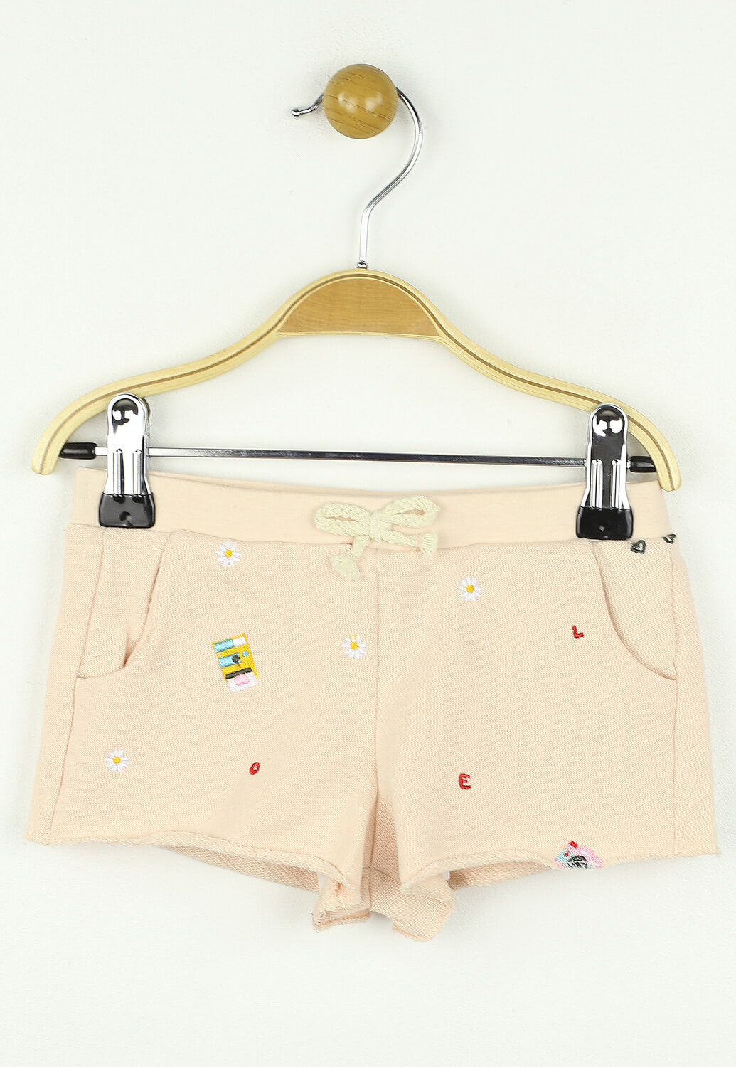 Pantaloni scurti ZARA Xenia Light Pink