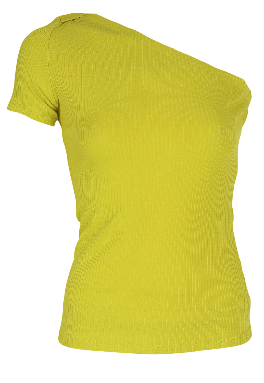 Top Next Amelia Dark Yellow