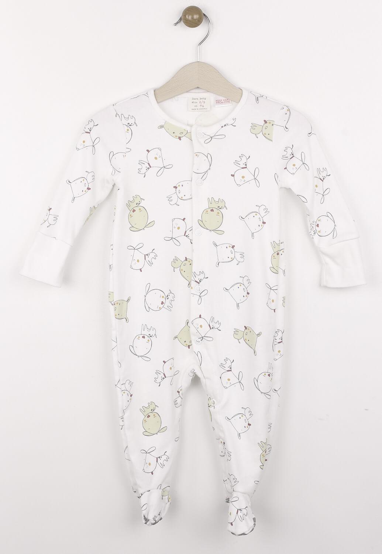 Pijama ZARA Jill White