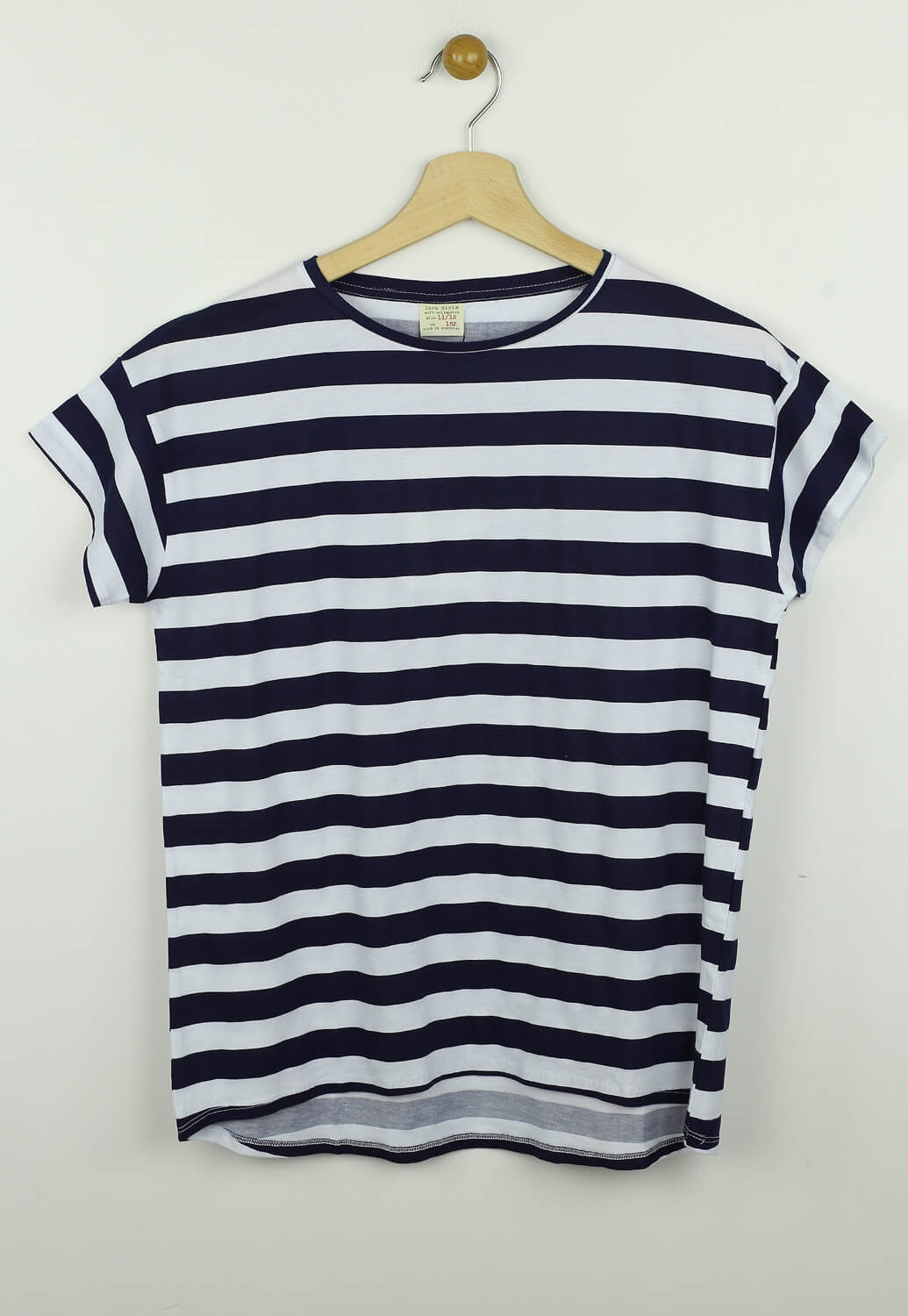 Tricou ZARA Sally Dark Blue