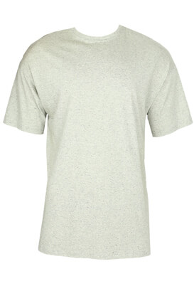TRICOU ZARA TED LIGHT GREY