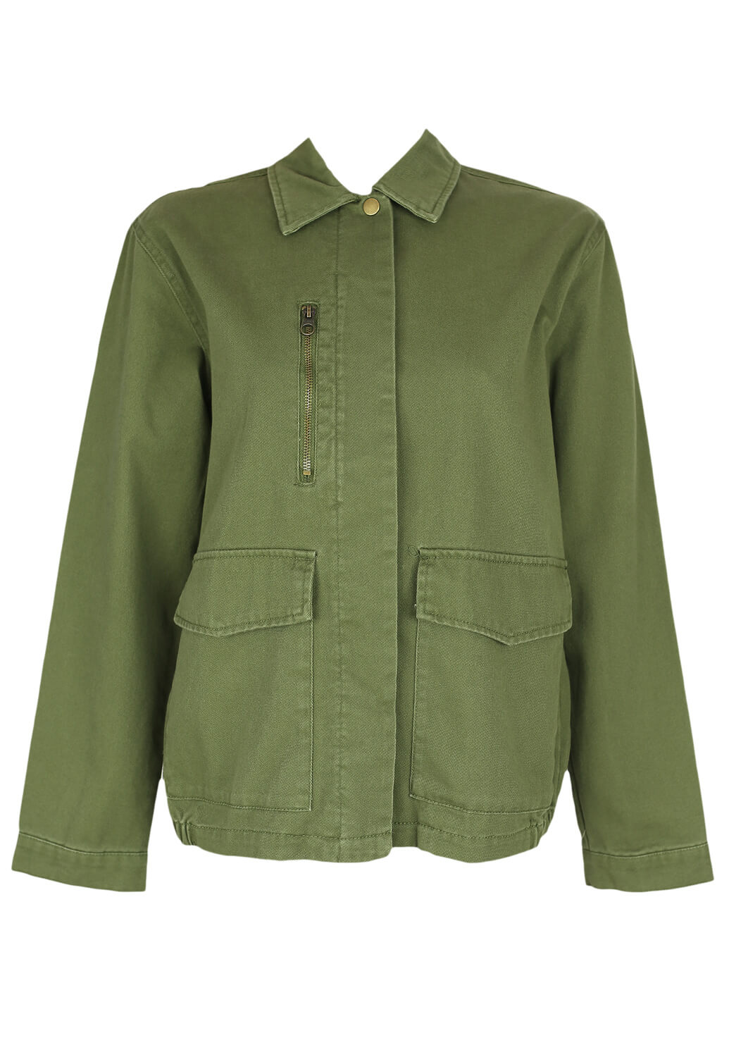 Jacheta Pull and Bear Kora Dark Green