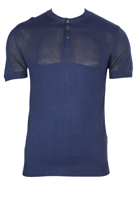 Tricou Polo ZARA Ken Dark Blue