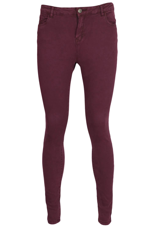 Pantaloni Reserved Danielle Dark Purple