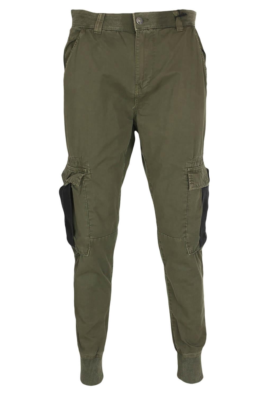 Pantaloni Reserved Andres Dark Green